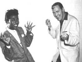 Blog de elpresse : ELVIS ET LE ROCKABILLY, photo little richard +bill haley